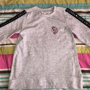 H&M Girls sweater size 4-6